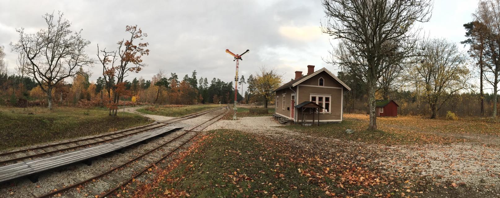 Tule station den 27 oktober 2016