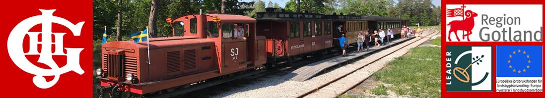Gotlandståget – Gotlands Hesselby Jernväg – Föreningssidan